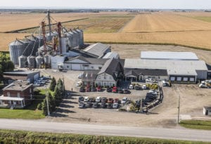 Ceresco Nutrition is founded in Saint-Urbain- Premier (QC), Canada as a division of SG Ceresco, a leader in producing, processing and exporting of Non GMO soybean.